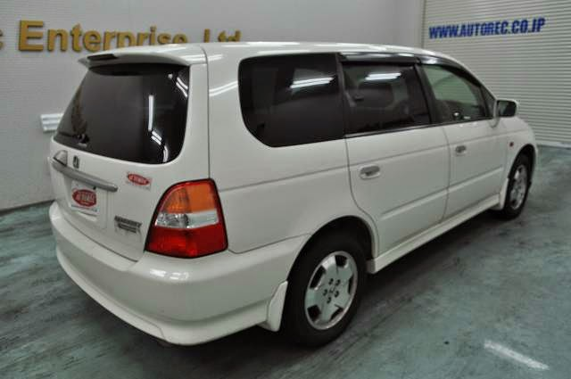 2001 honda odyssey l 4wd for uk to southampton japanese vehicles to the world. Black Bedroom Furniture Sets. Home Design Ideas