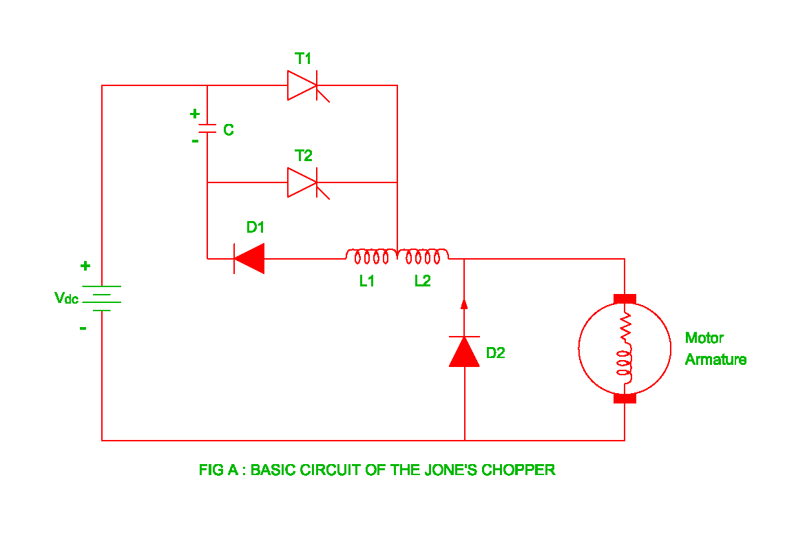 Circuit Diagram Jones Chopper Wiring Sample For Toaster Electrical Revolution Chinese Mini