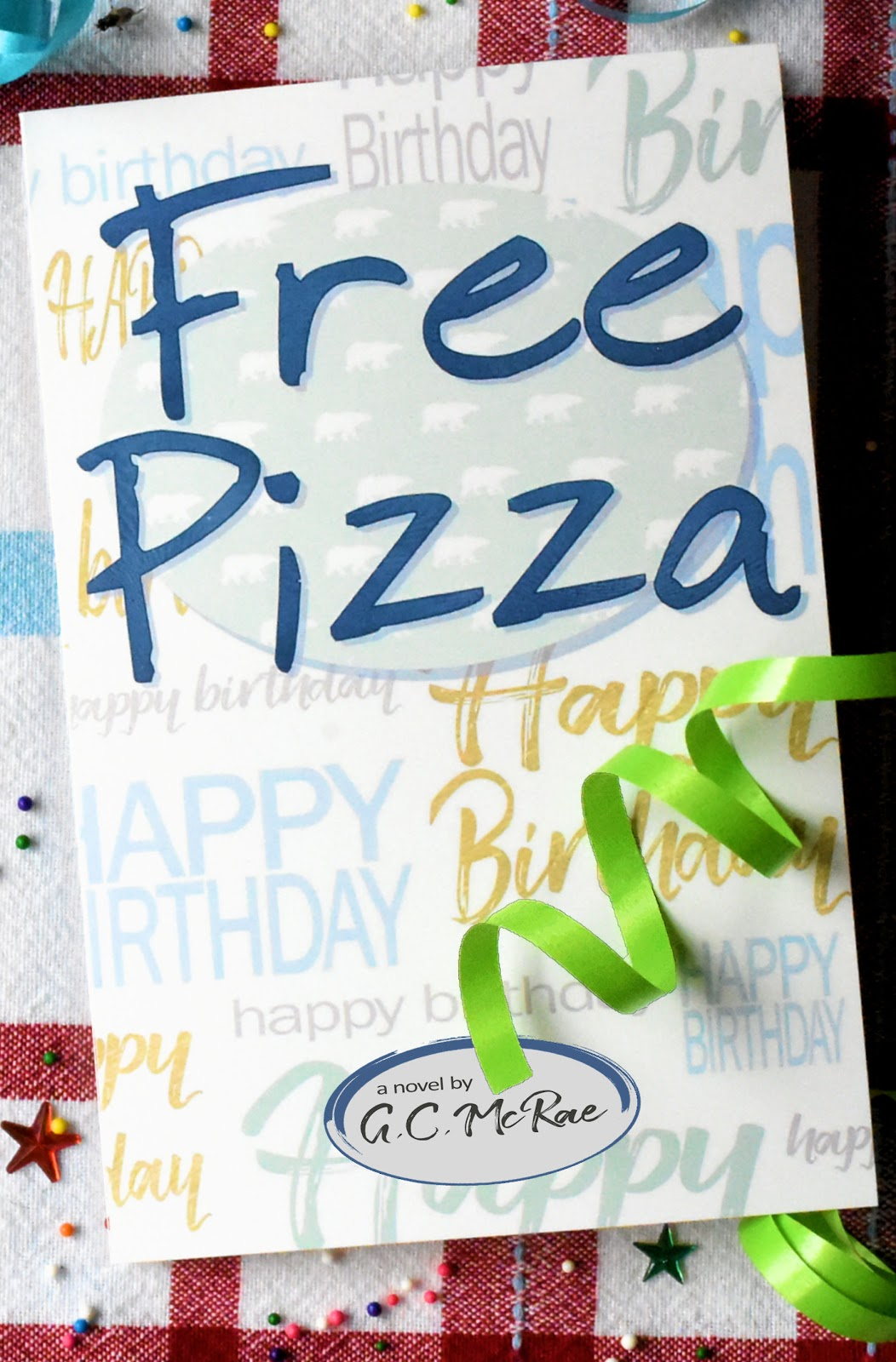 Literary Flits: Free Pizza by G C McRae + #Giveaway + Guest Post