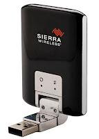 Modem Sierra Wireless LTE AirCard 313U