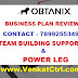 Obtanix Business Plan Review