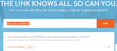 Bitly.com Short URL