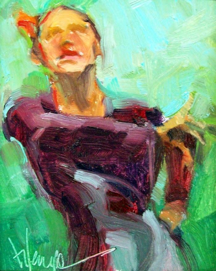 Современная американская художница. Shirle Wempner