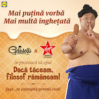 Castiga cea mai buna inghetata Gelatelli de la Lidl
