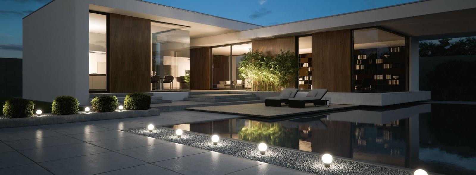 Lledo group feel the light iluminaci n para la casa y for Iluminacion exterior jardin diseno