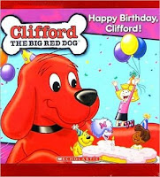 clifford the big red dog craft ideas teaching munchkins happy birthday clifford 8014