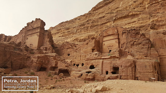 Petra Kings Tombs Photo