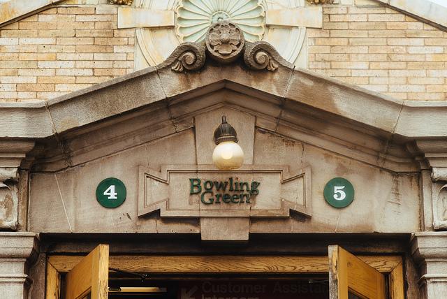 Stanice_metra _Bowling_Green