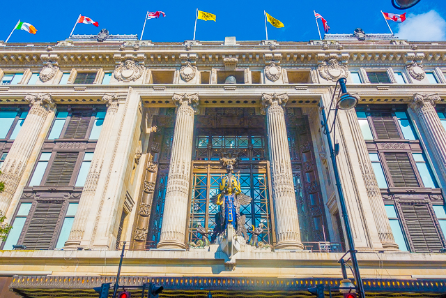 Selfridge's - London, England