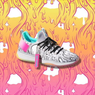 Buff Monster x Aldo Mx3 Artist Series Sneakers