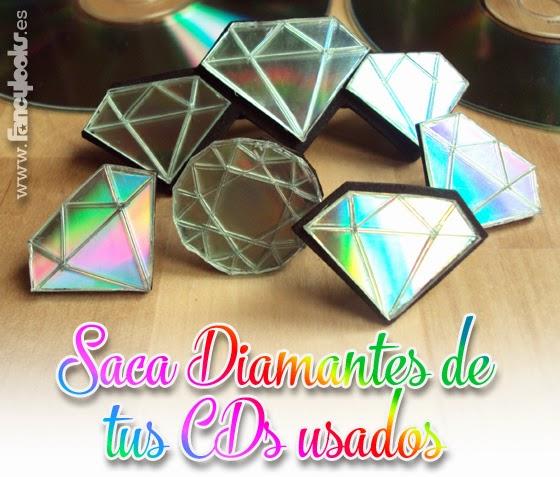 Me gusta reciclar cds usados aprender manualidades es - Manualidades con cd usados ...
