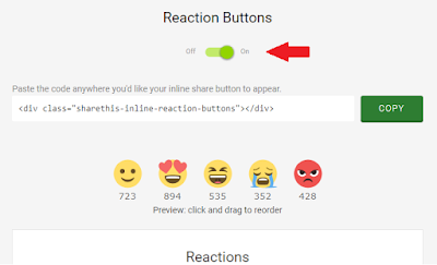 how-to-activate-sharethis-emoji-buttons-blogger