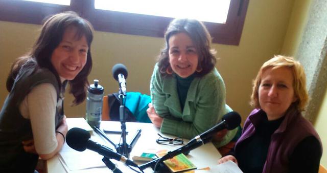 Encuentros en Sintonía, Angosta DI Mente, radio, Gianni Rodari