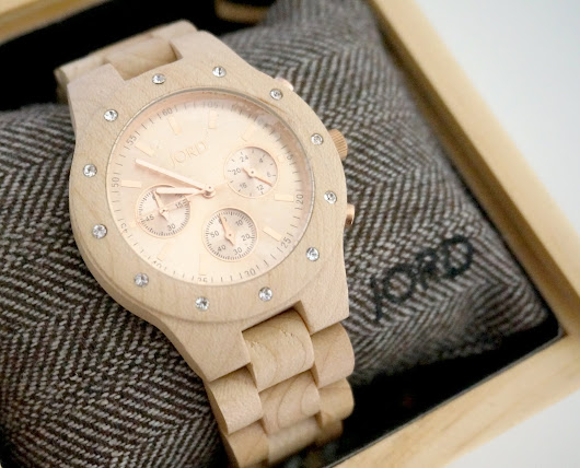 Wear to next: JORD WATCHES - SIDNEY