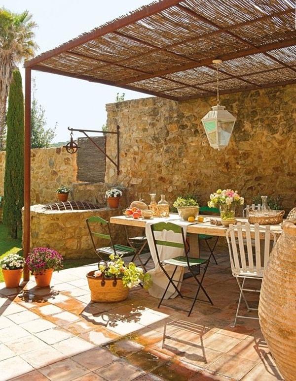 Pergolas for terraces or fixed enclosures? 7