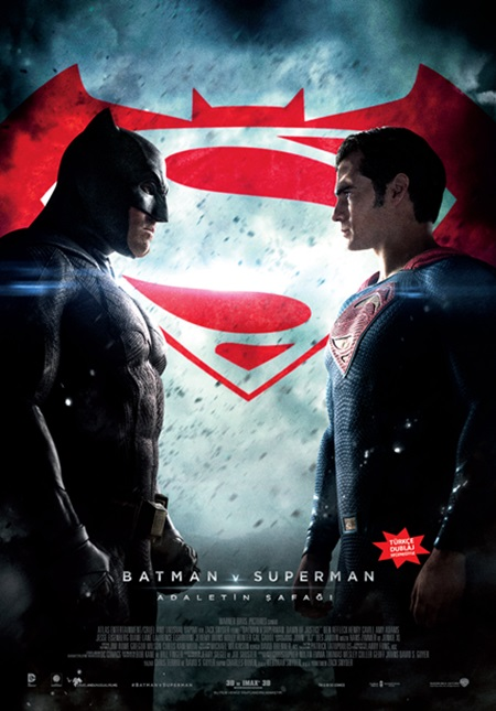 Batman v Superman: Adaletin Şafağı (2016) Mkv Film indir