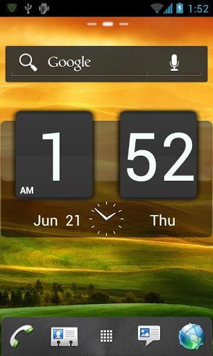 Download HTC sense Go Launcher EX theme apk ~ Free Android