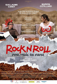 "Poster do filme ""Rock'n Roll - Por Trás da Fama"""