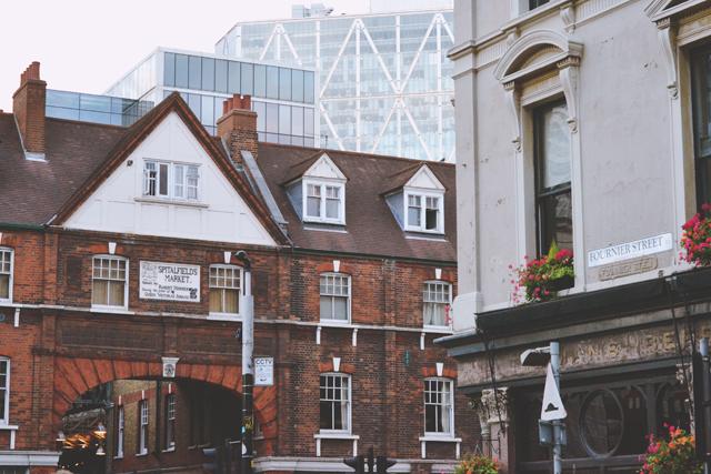 Spitalfields Market Ten Bells Pub