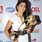 Shriya,Tashu Kaushik at CCL Trophy Launch Stills