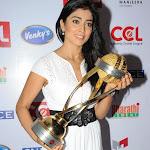 Shriya,Tashu Kaushik at CCL Trophy Launch Stills