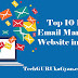Top 10 Best Email Marketing platform in Hindi