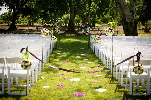Outdoor Wedding Venues Sacramento