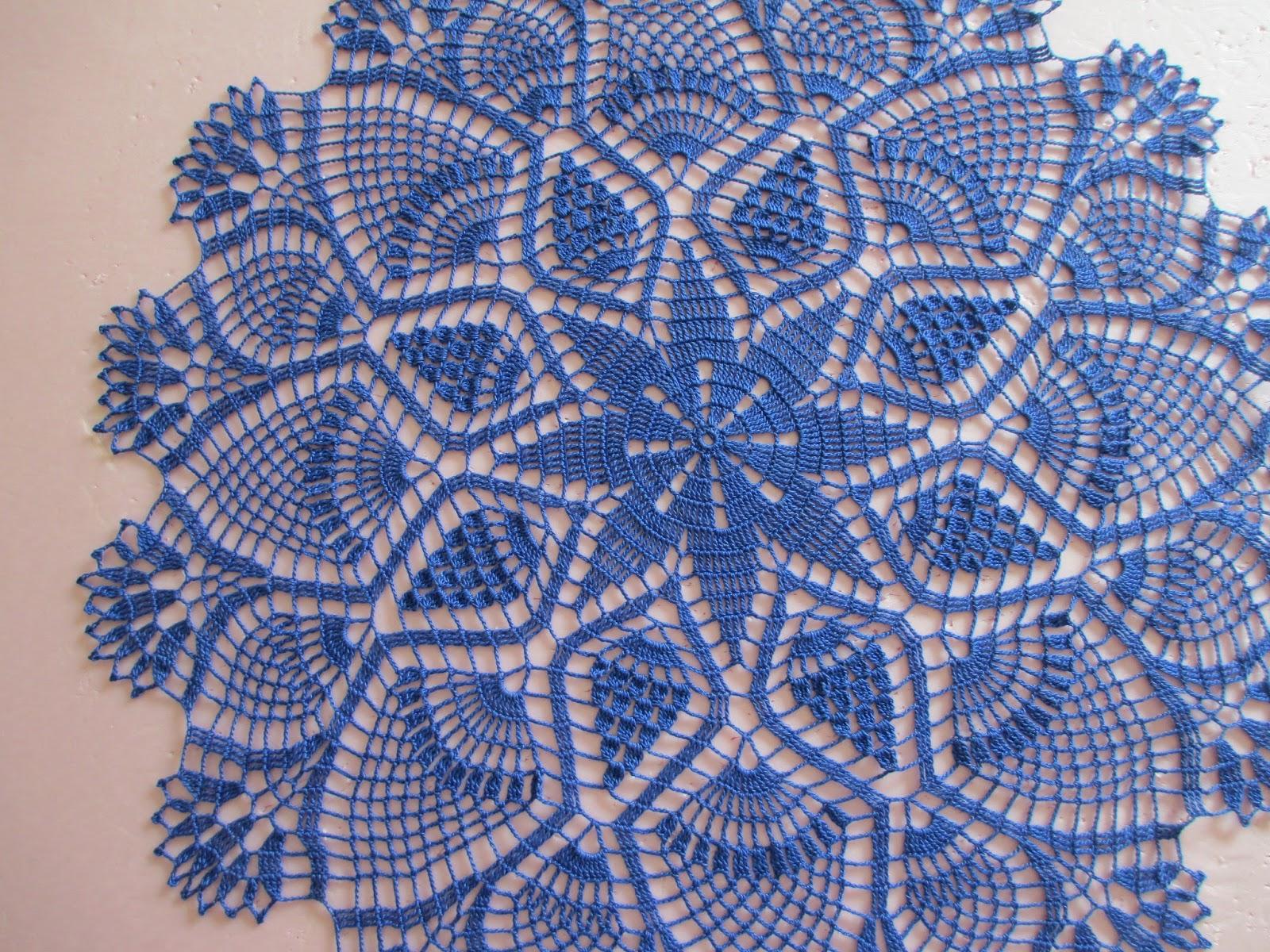 Nice Frei Großes Häkeldeckchen Muster Embellishment - Decke Stricken ...