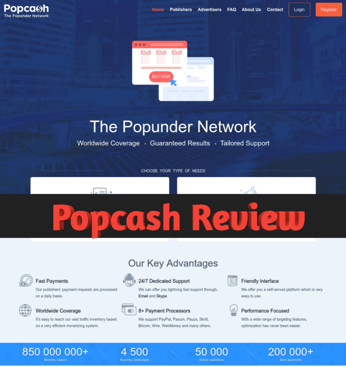 Popcash-review