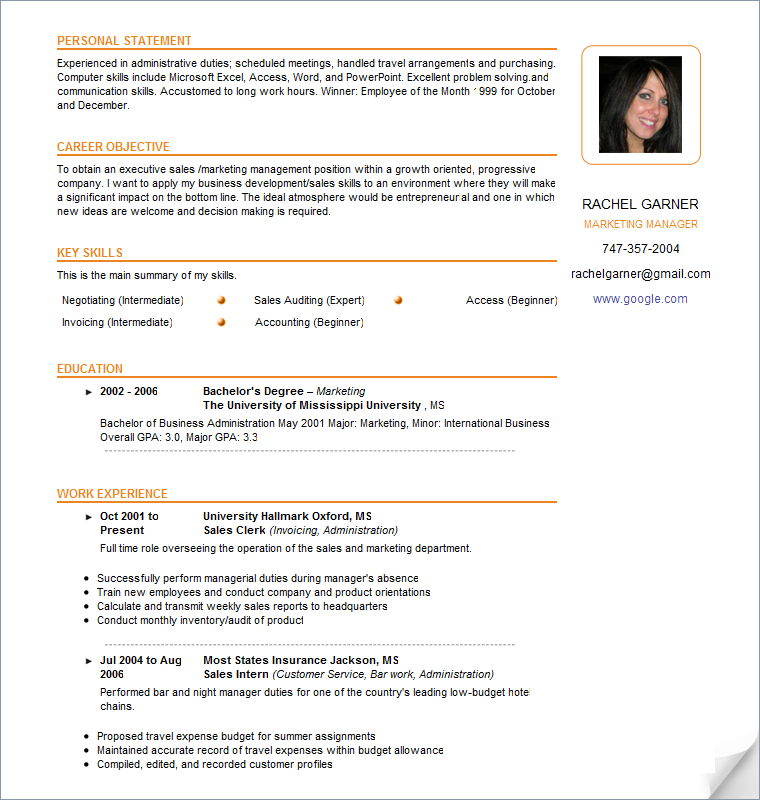 Online professional resume writing services toronto