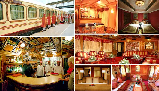 An Exhilarating Journey on Palace on Wheels