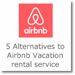 5 Alternatives to Airbnb Vacation rental service