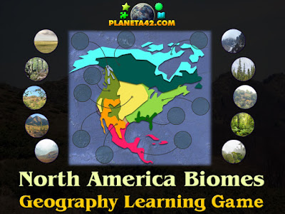 North America Biomes