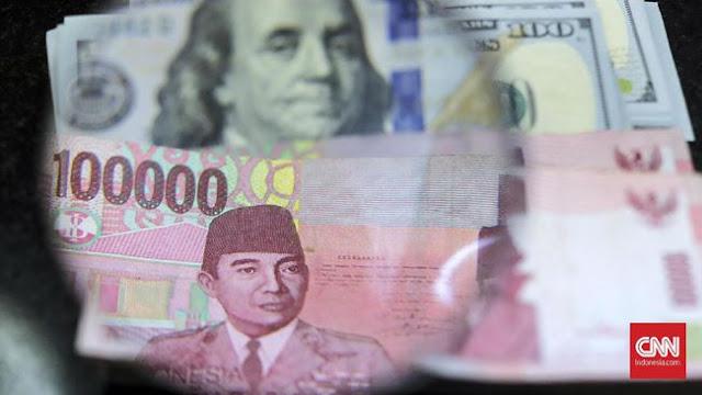 Dolar Kian Perkasa, Rupiah Terkapar di Level Rp14.037