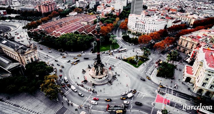 barcelona spain cc0