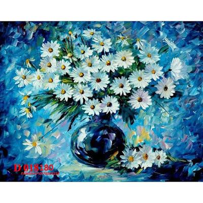Tranh son dau so hoa o Phuong Liet