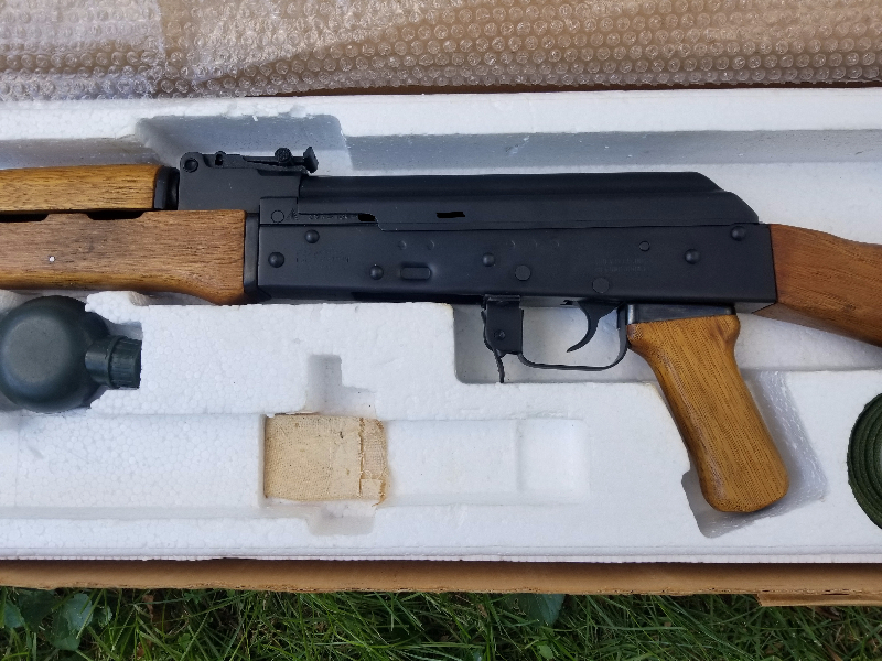 The Chinese AK-47 Blog: Chinese 56S Full Stock Polytech