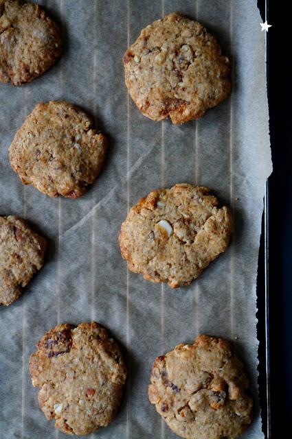 cookies figues amande vegan
