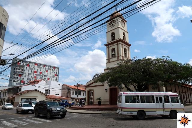 Santa Cruz de la Sierra, chiesa