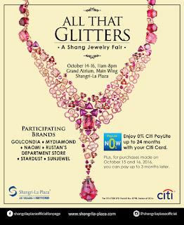 Shangri-La Plaza Edsa  jewelry sale, jewelry sale,
