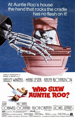 Who Slew Auntie Roo? (1972) Shelley Winters, hag horror