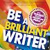 Telah terbit: BE A BRILLIANT WRITER