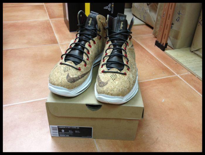 Lebron X Cork Box Nike lebron x cork liveNike Lebron X Cork Box