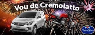 Cadastrar Promoção Cremolatto Sorvetes 2018 Vou de Cremolatto Carro Moto