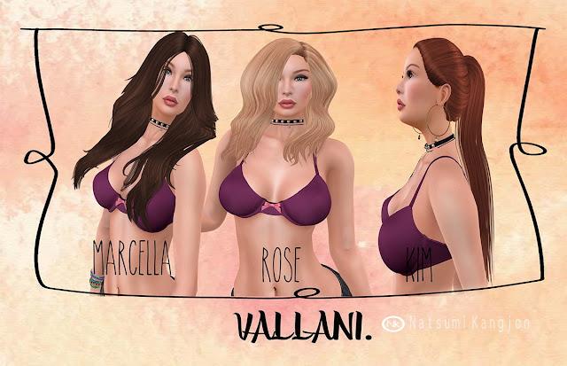 Vallani. in Hair Fair 2017