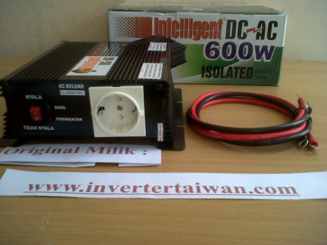 Power Inverter DC ke AC