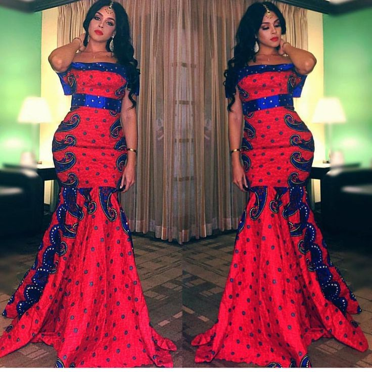 Beautiful Ankara Gown Styles For Wedding Event | Lykables Fashion World
