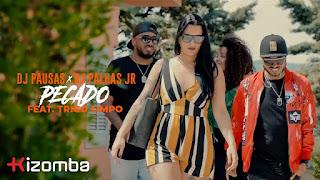 DJ Pausas & DJ Palhas Jr  feat Trigo Limpo - Pecado