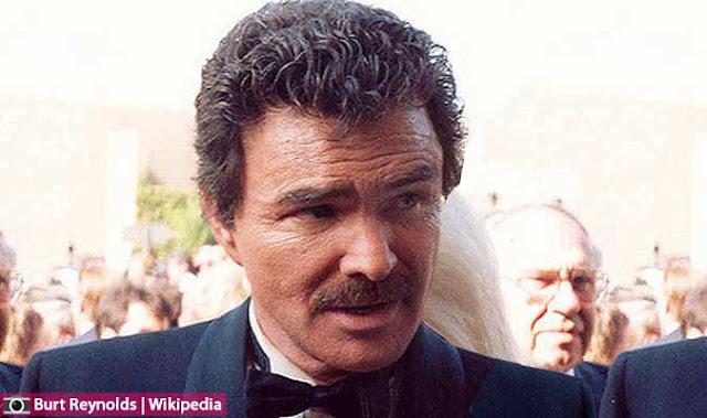 عاجل .. وفاة النجم Burt Reynolds بسكتة قلبية عن عمر 82