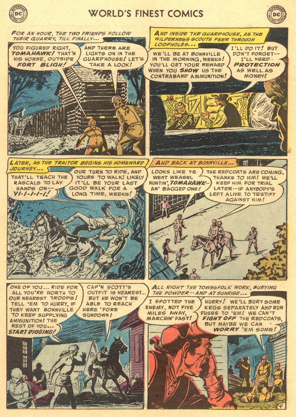 Read online World's Finest Comics comic -  Issue #70 - 40
